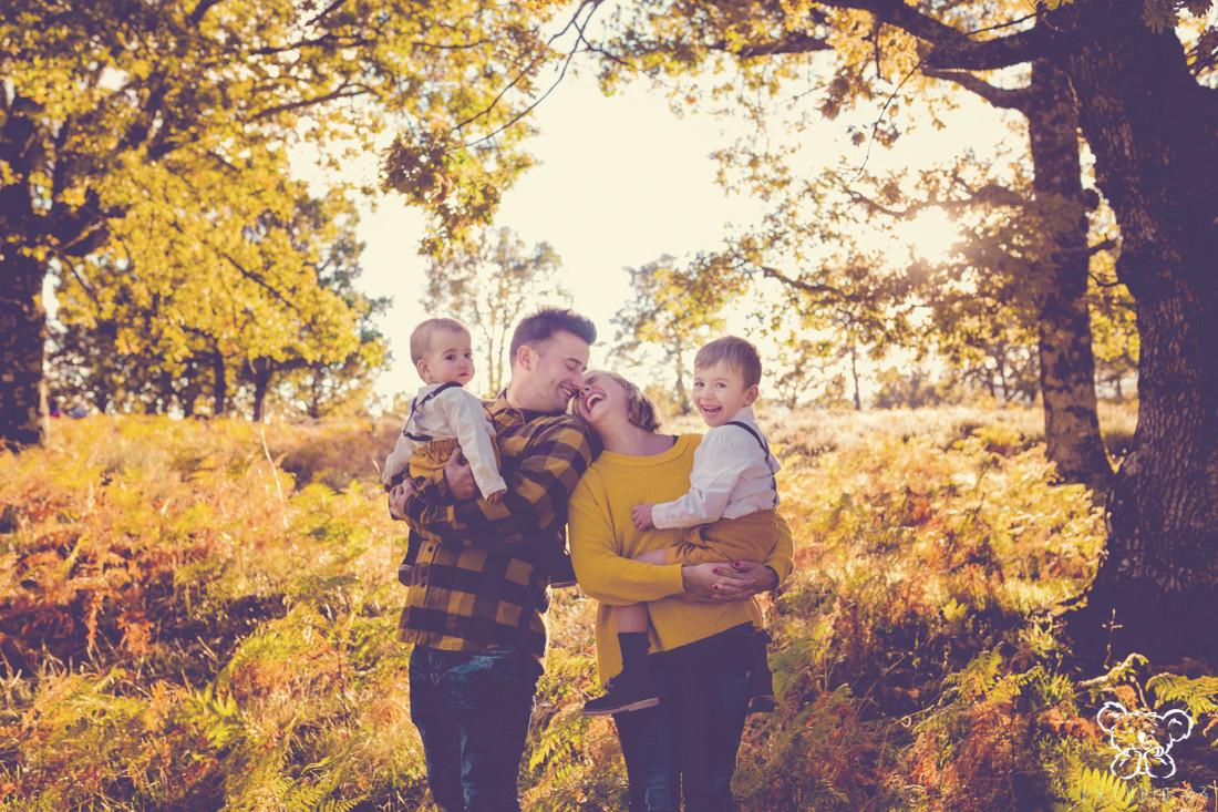REPORTAJE FAMILIAR EN EL VALLE DEL JERTE - EXTUDIO 83 002